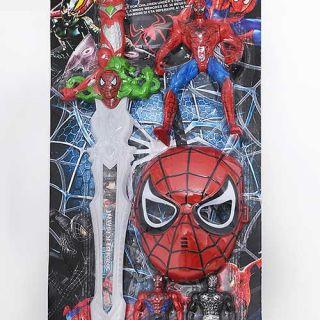 Spiderman комплект