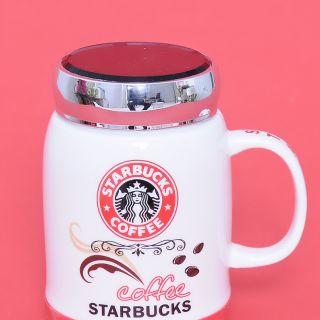 Сувенир керамична чаша с капак