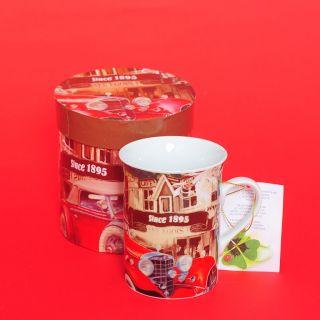 Сувенир ,керамична чаша за кафе