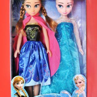 SNOW PRINCESS кукли от леденото кралство