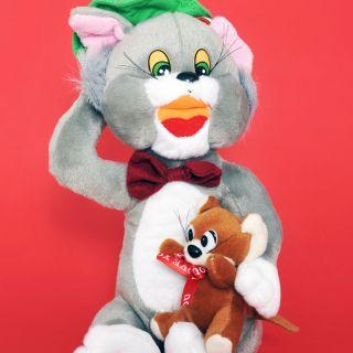 ТОМ и ДЖЕРИ плюшена играчка