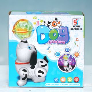 DANCING DOG музикално,танцуващо кученце