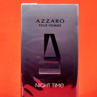 AZZARO POUR HOMME NIGT TIME EDT 100 мл