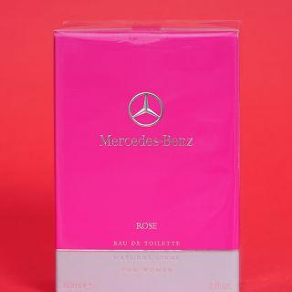 MERCEDES -  BENZ ROSE EDT  60 ml
