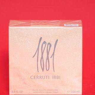 CERRUTI 1881 POUR FEMME ЕDT 100 ML