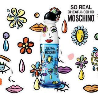 MOSCHINO CHEAP AND CHIC 50 ML